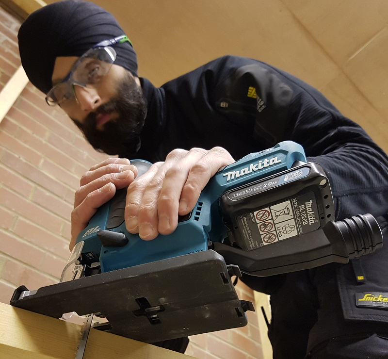 Review: Makita JV102D Jigsaw