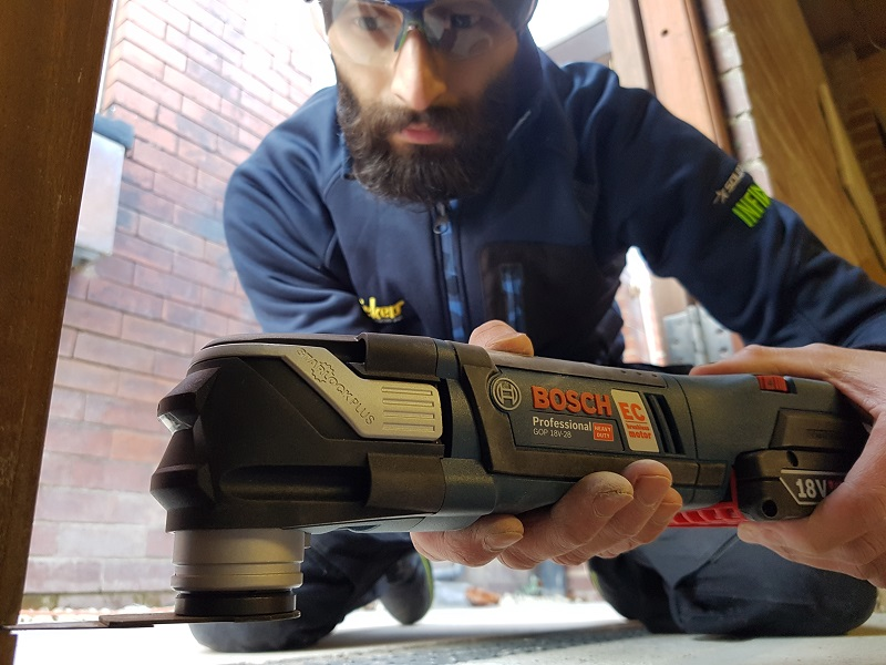 Review: Bosch GOP 18V Multi-Tool