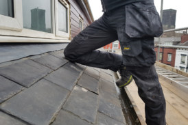 Review: Snickers Workwear AllroundWork trousers
