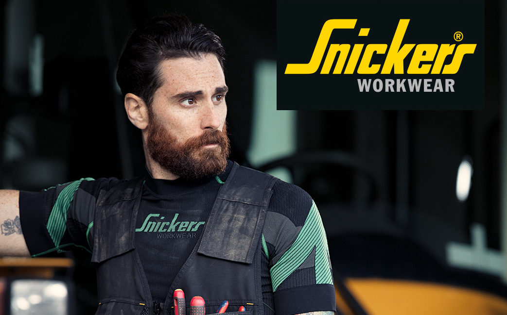 Carry That Weight With the Snickers ALLROUND Tool Vest