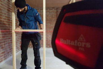 Review: Hultafors PXL point & cross-line laser level
