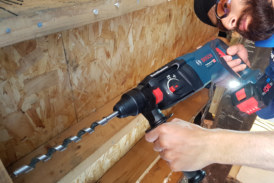 Review: Bosch Professional GBH 18V-26D