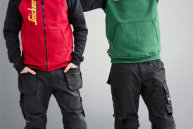 Hoodies and sweatshirts from Snickers Workwear