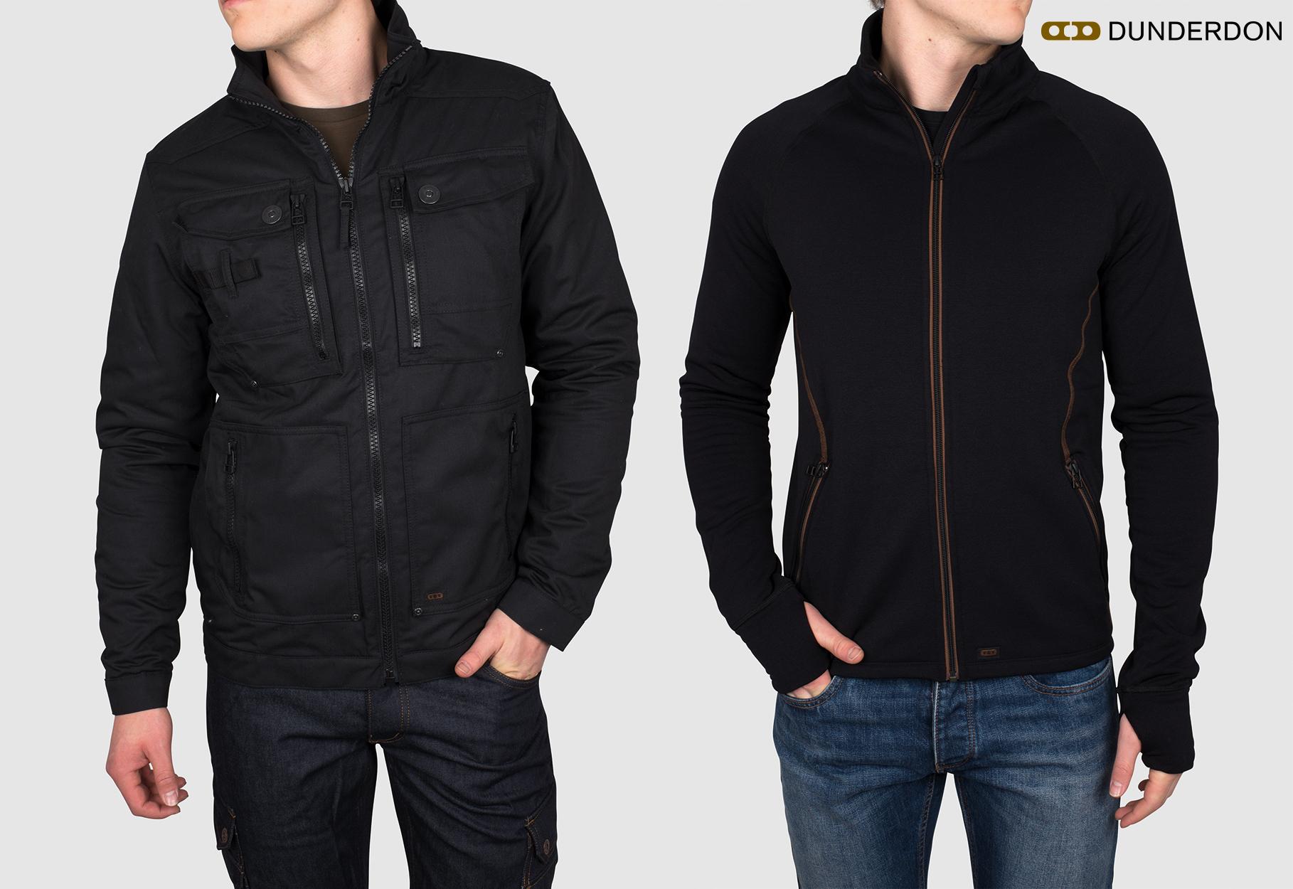 Dunderdon: the fashion workwear brand
