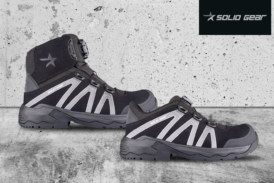 Onyx safety footwear from Solid Gear