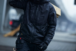 AllroundWork jackets from Snickers Workwear