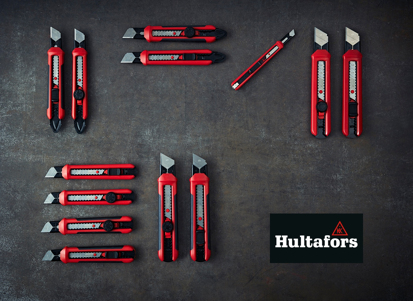 Adaptable knives from Hultafors Tools