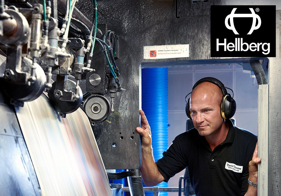 Advanced hearing protection from Hellberg
