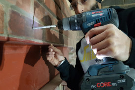 Review: the Bosch GSB 18V-55 combi drill driver