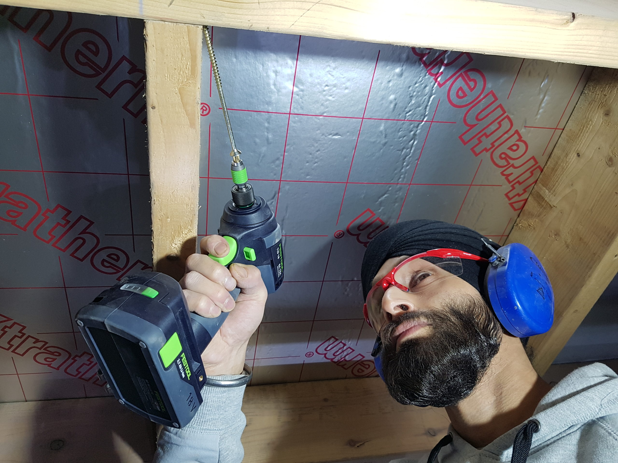 Review: Festool's NEW TID 18 Impact Drill