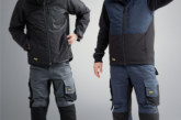 Winter jackets and gilets from Snickers Workwear