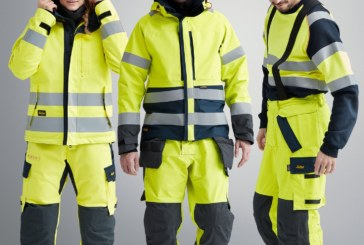 Stay safe with Snickers workwear