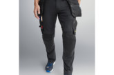 Snickers trousers with detachable holster pockets