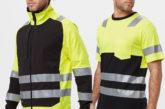 Enhanced visibility and safety with Snickers Workwear Hi-Vis