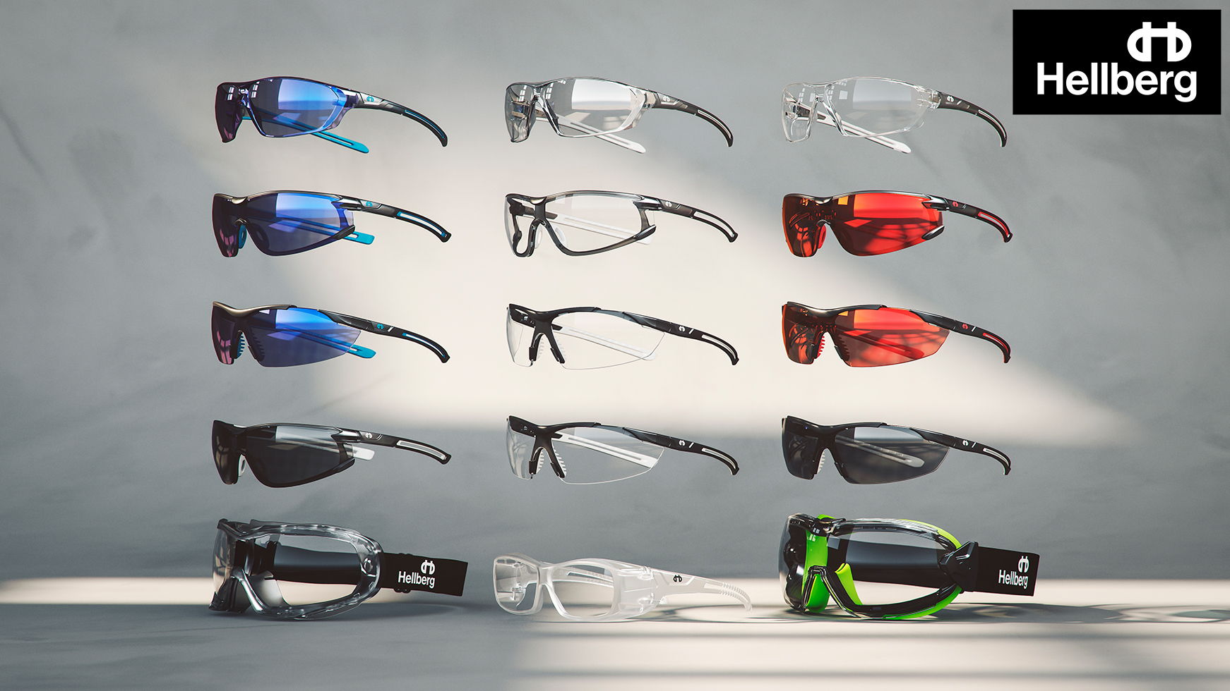 Hellberg launch new safety eyewear