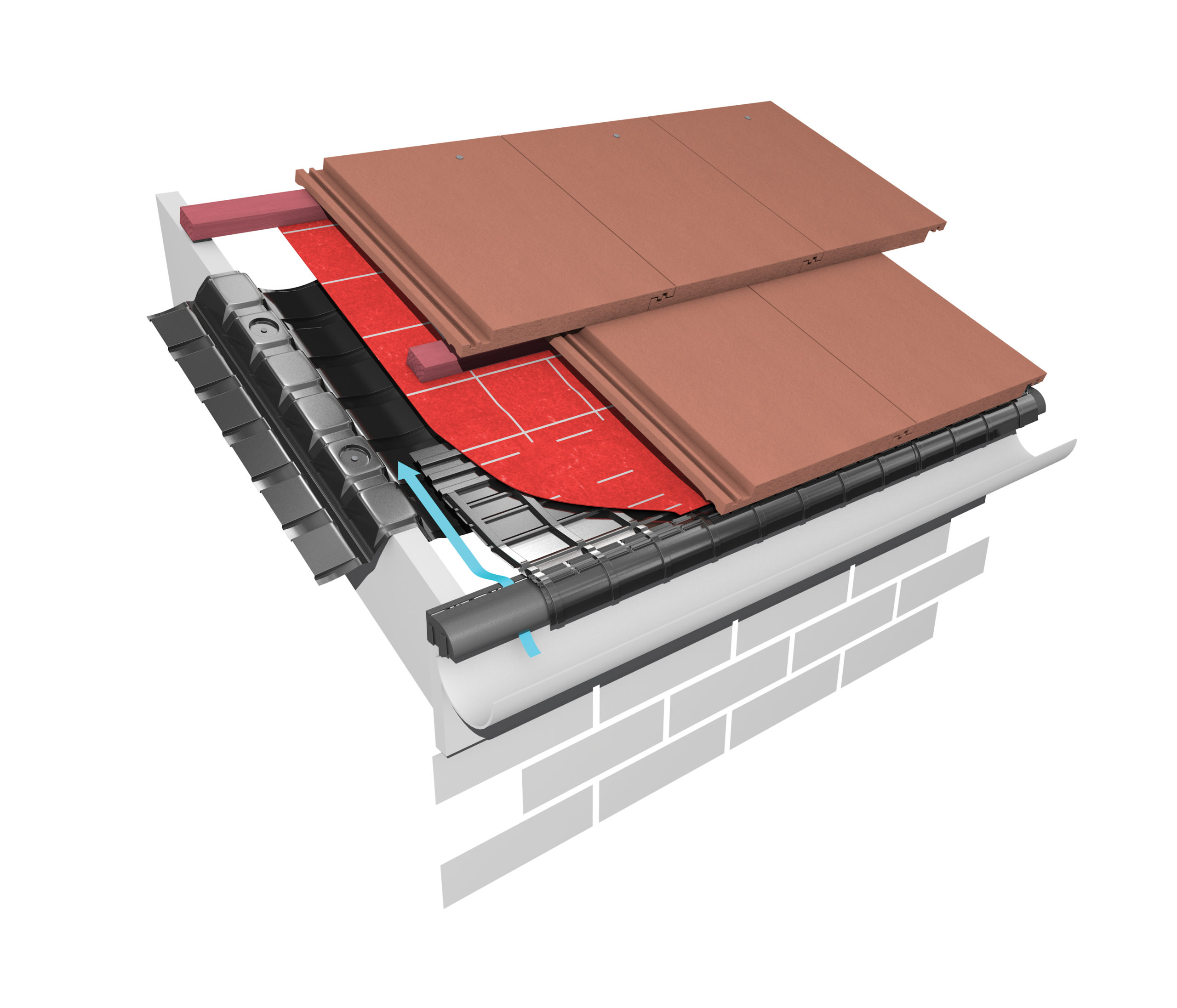25mm Eaves Vent