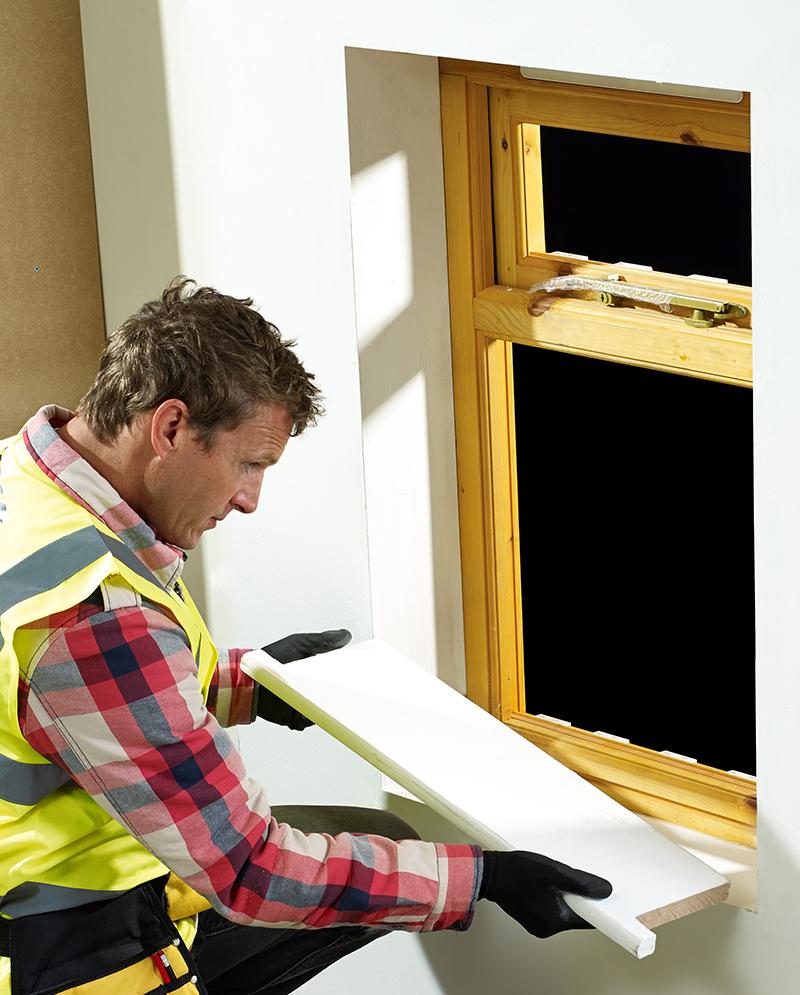 MDF for windowsills