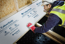 Engineered wood flooring from Norbord