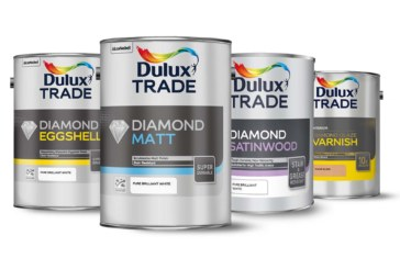 Dulux Trade: water-based paint