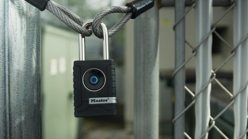 Master Lock's Bluetooth Lock