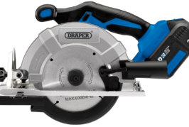 Review: Draper brushless circular saw