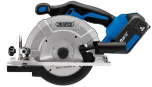 Review Draper Brushless Circular Saw Professional Builder