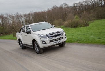 BUILDERS WHEELS: Isuzu D-Max