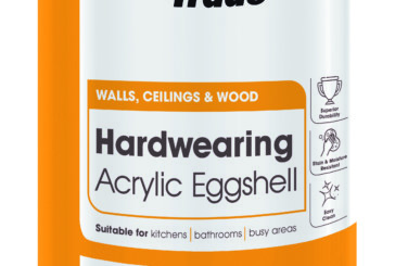 Hardwearing paint from Leyland Trade