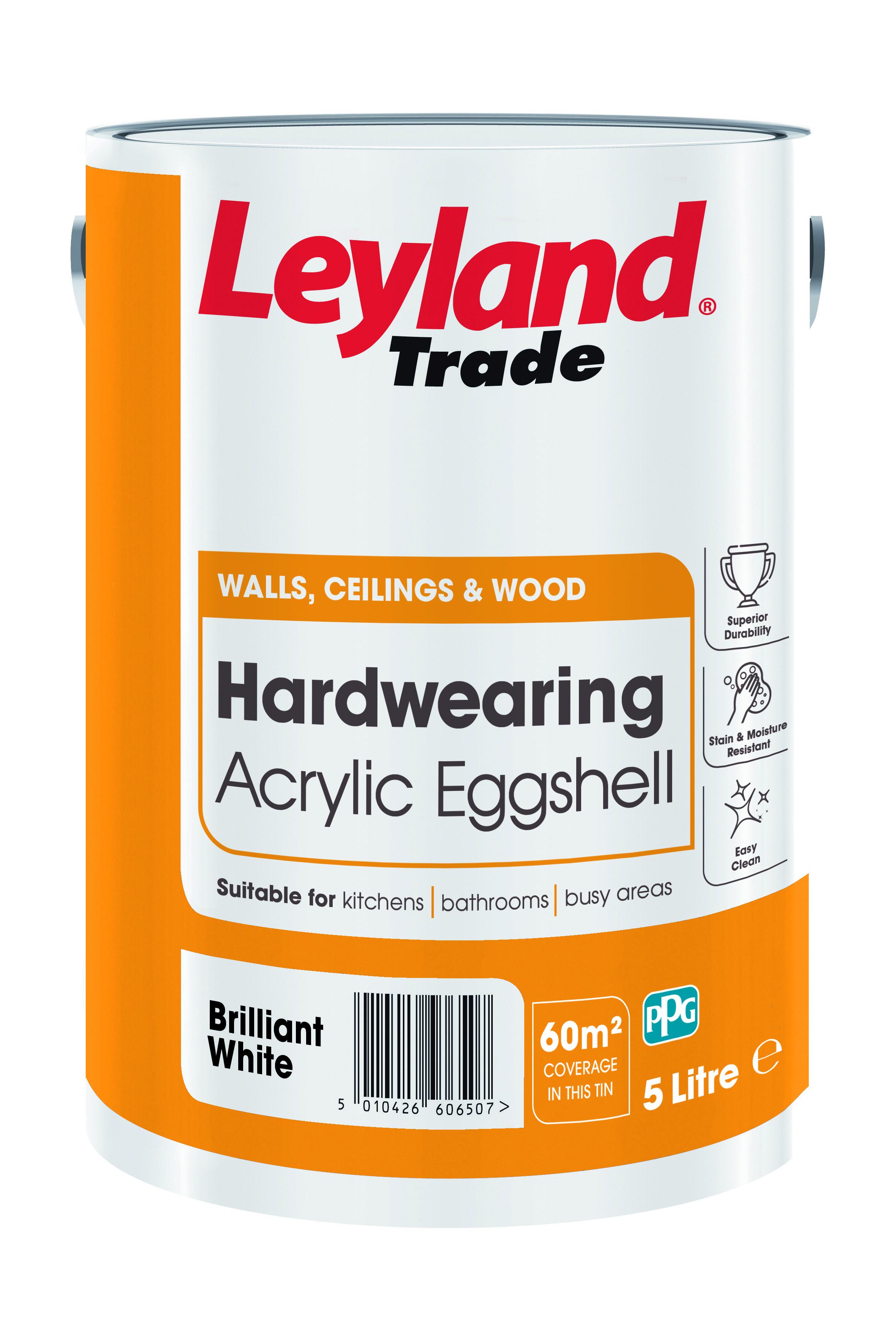 Hardwearing paint from Leyland Trade