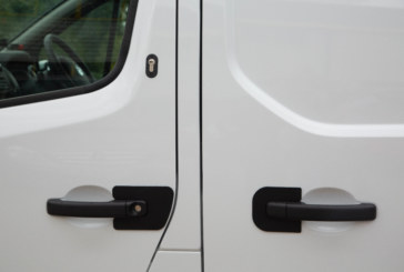 Protect your van against tool theft