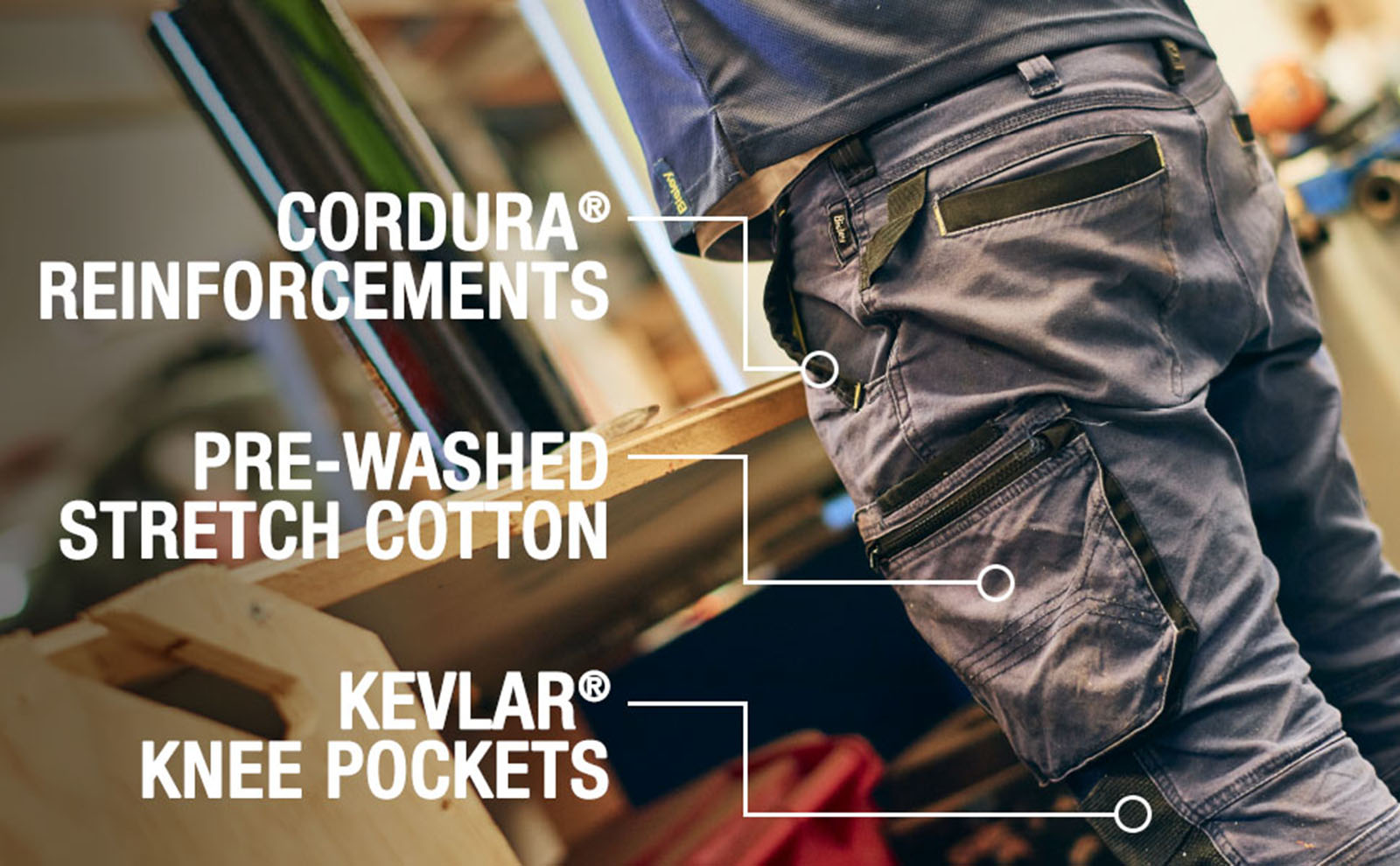 Bisley trousers up for grabs!