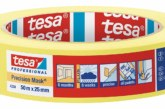Sharp edges made easy with tesa tape
