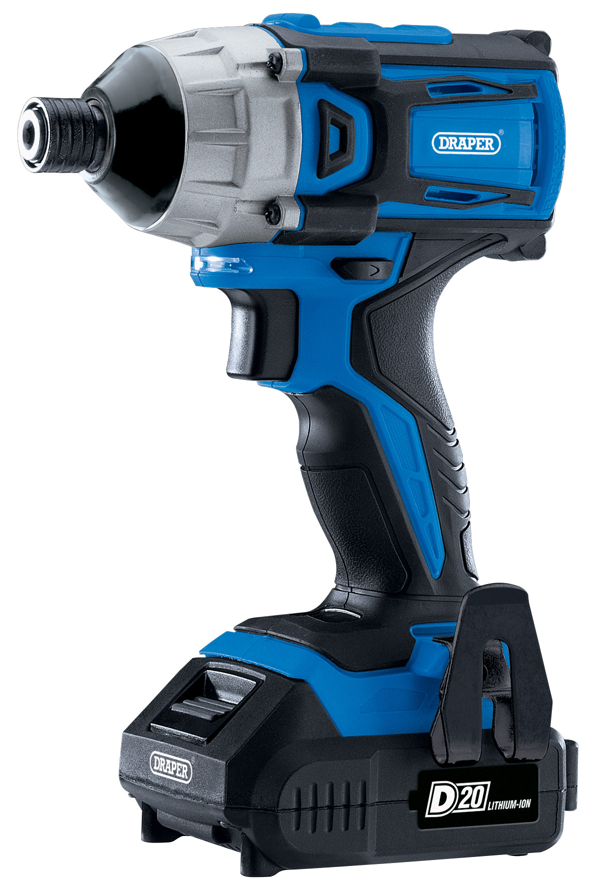 Review: Draper's brushless impact driver