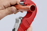 TubiX pipe cutter from Knipex