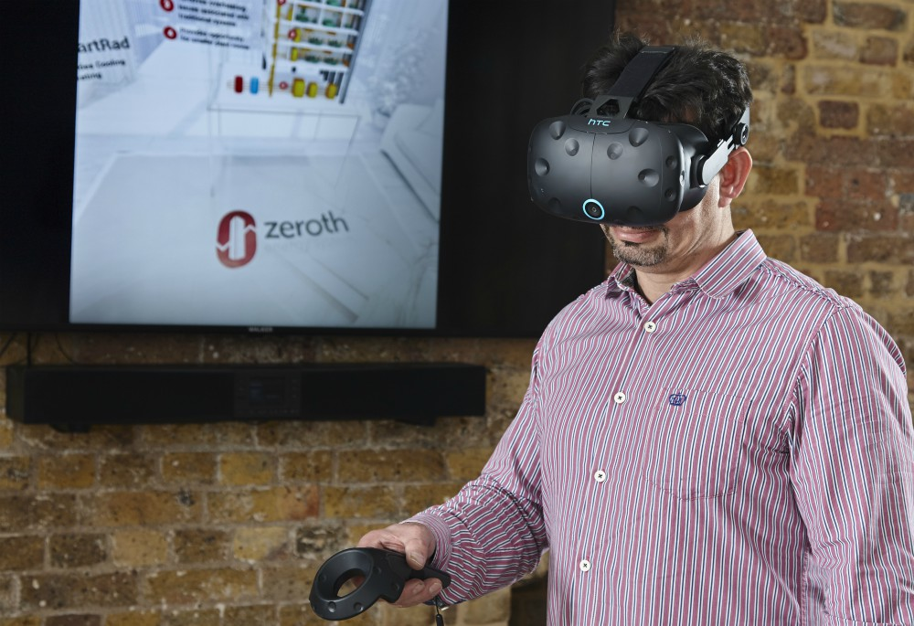 Virtual reality is key to future of construction