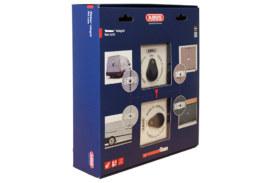 WIN an ABUS van lock kit