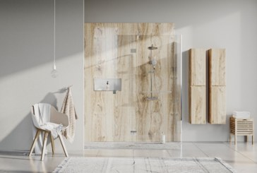 Bathroom and kitchen panelling system