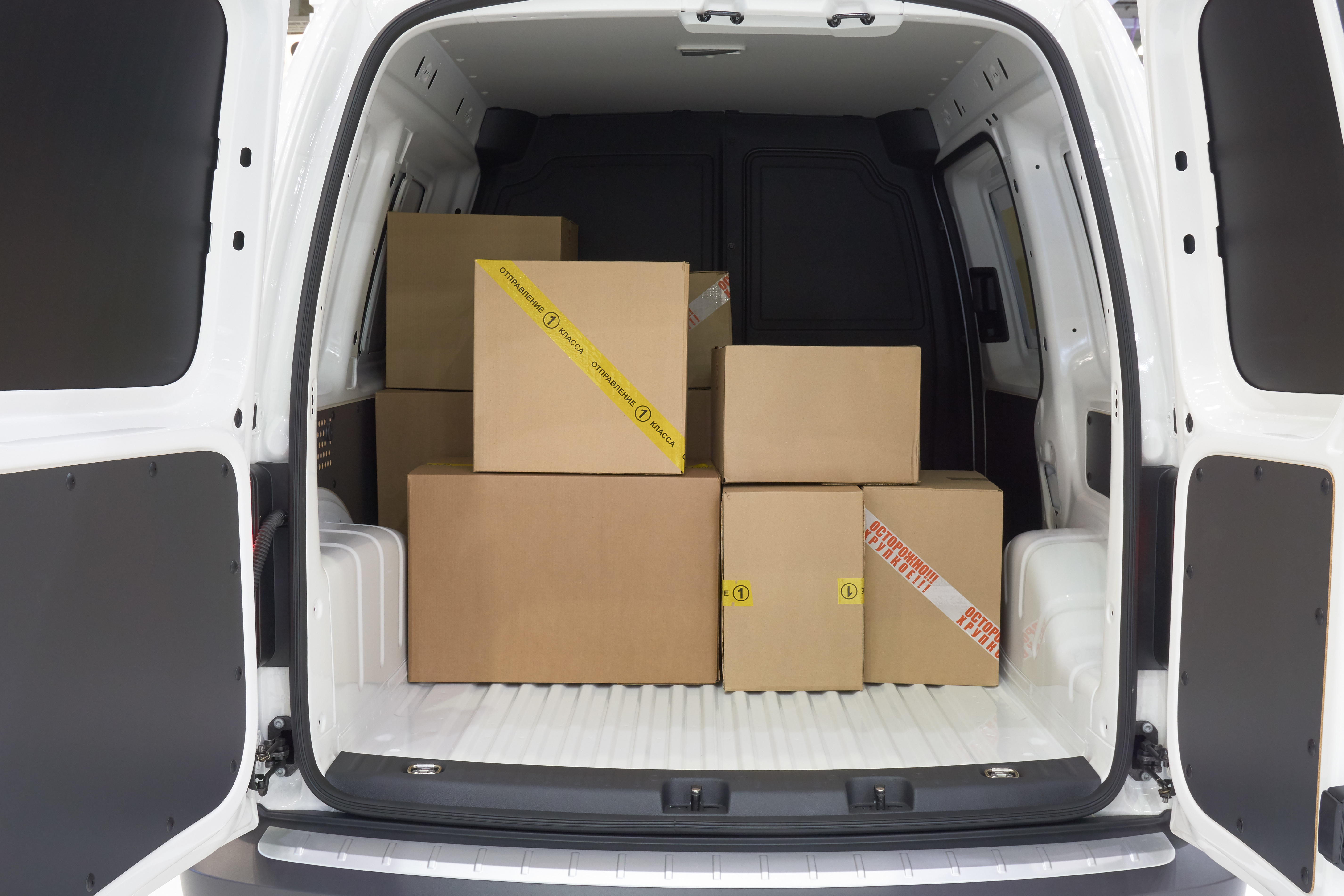 Here's Why Van Drivers MUST Check Their Weights!