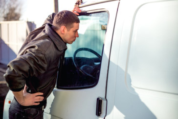 Six Ways Van Drivers Can Deter Thieves