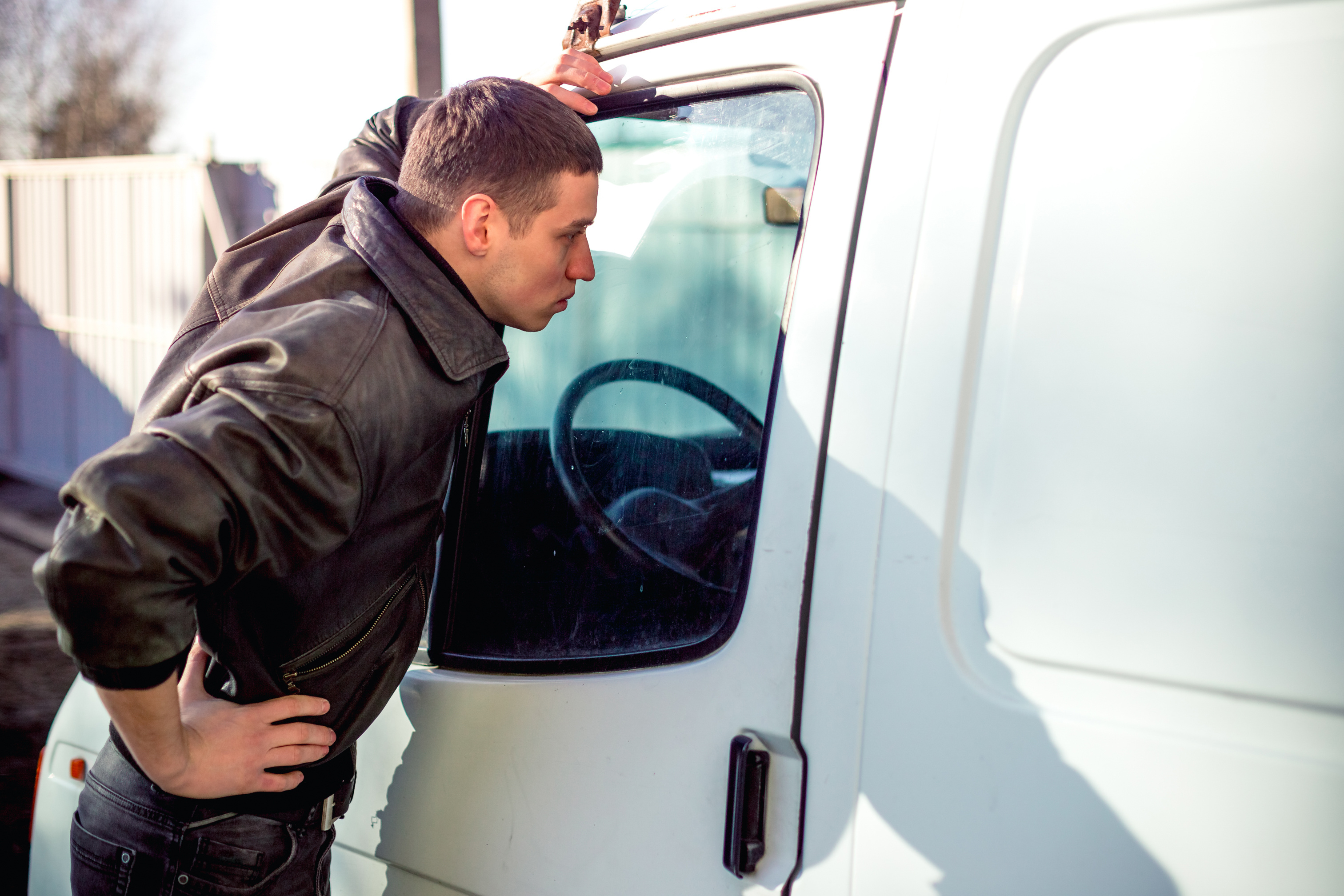 Six Ways Van Drivers Can Deter Thieves