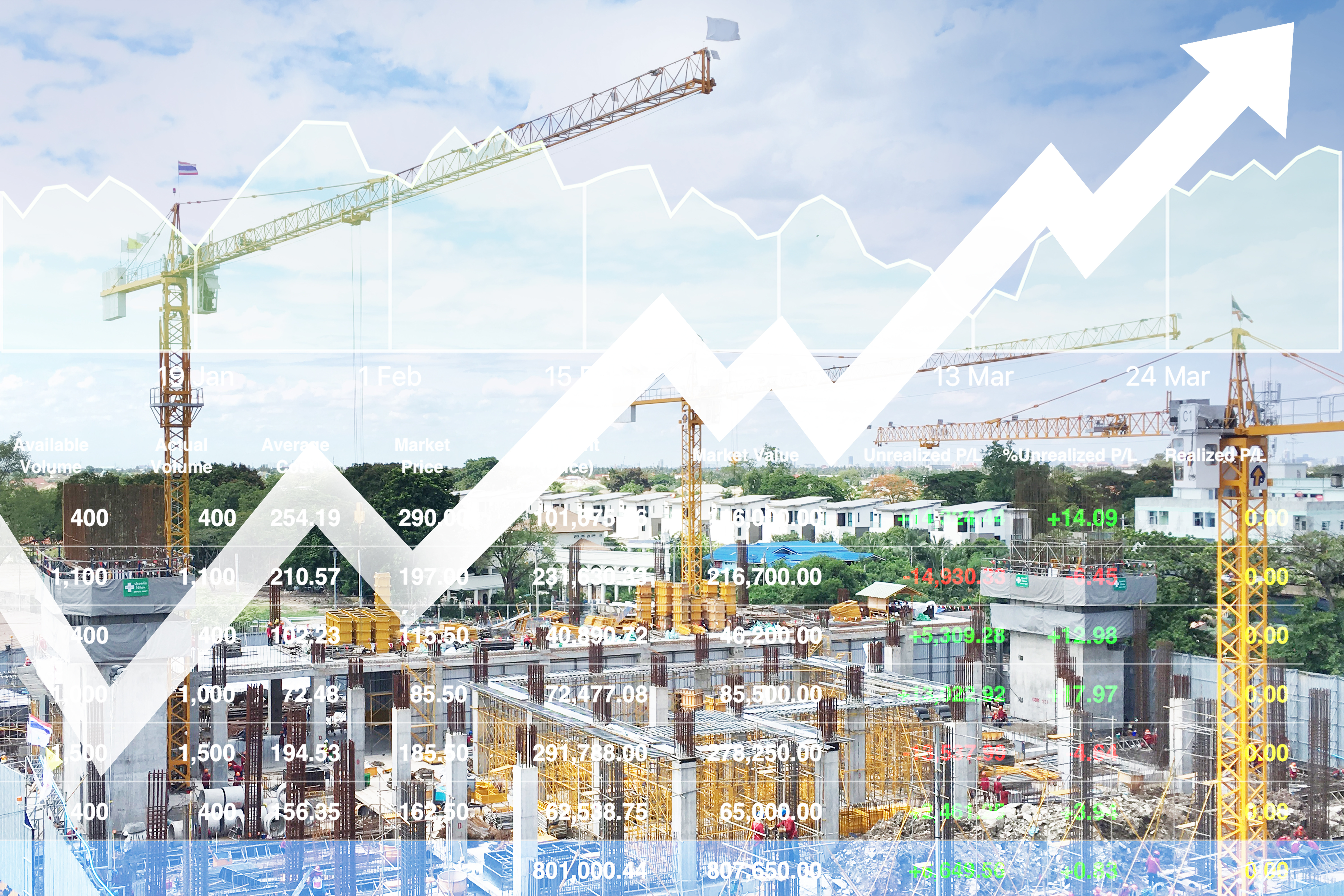 Commercial and Retail Construction Continues to Thrive