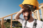 Feeling the heat: Tips for working in hot weather