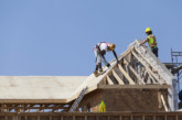 UK construction output rockets 41.7%