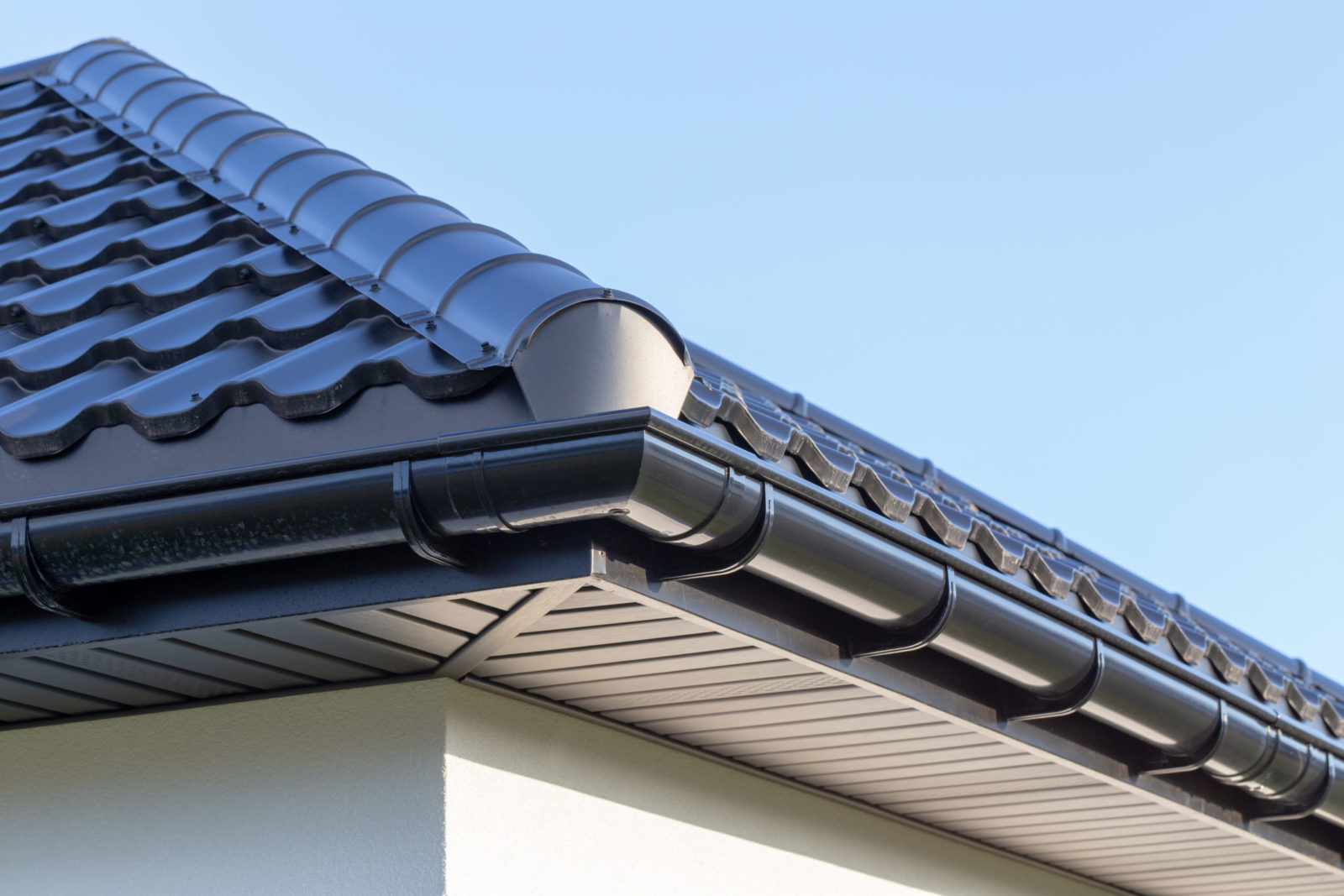 Extra 7.5% off Rainclear Systems Steel Gutters this February