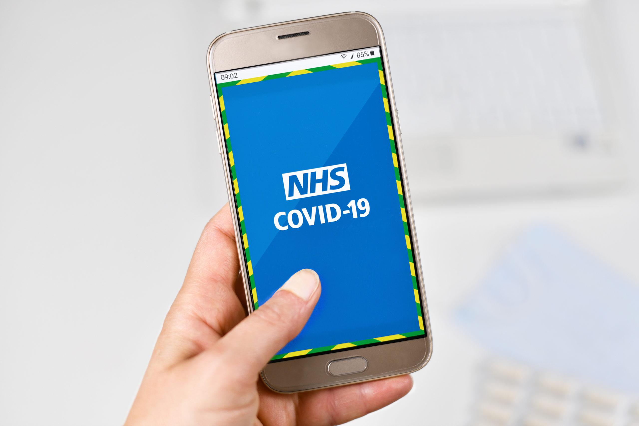 Covid-19 app impacts on building materials' supply chain