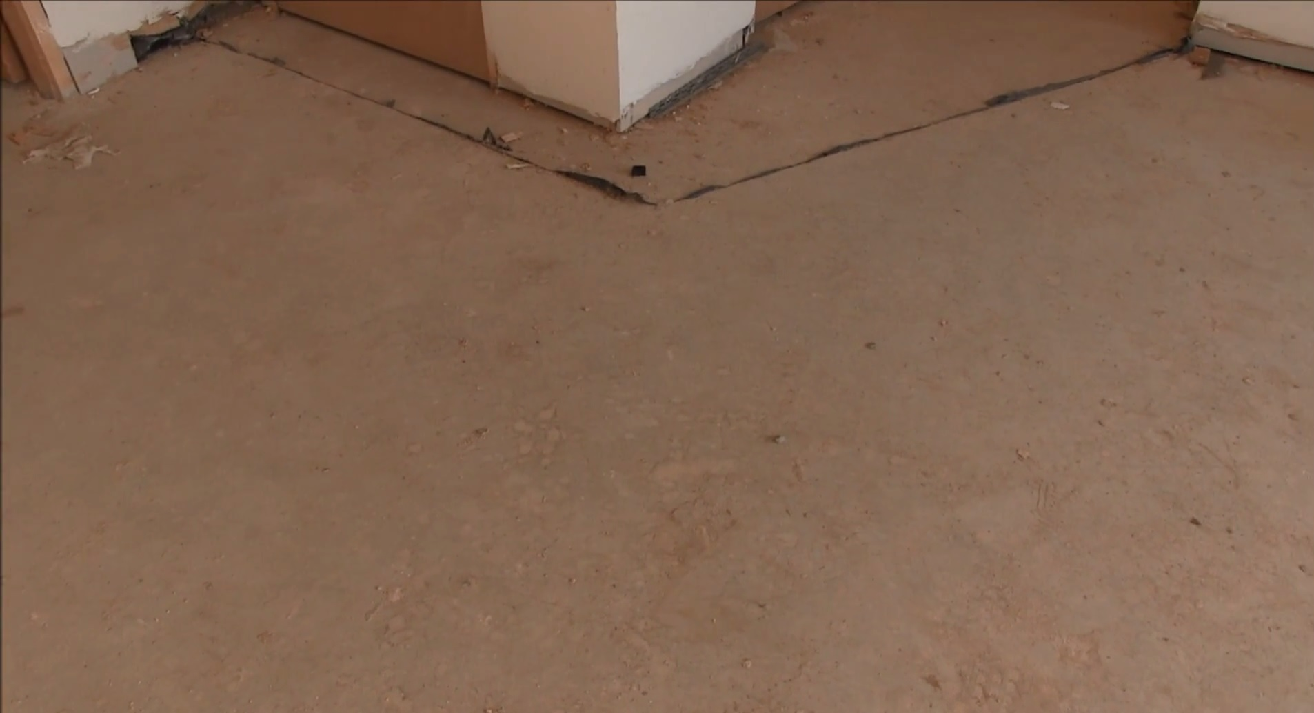 Anhydrite Screed