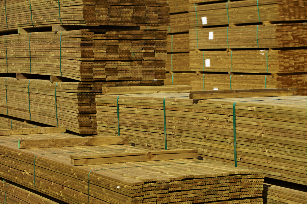 Working with timber you can trust
