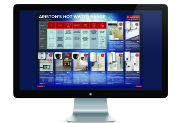 Ariston introduces water heating sizing guide