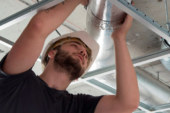 Step-by-step: fitting acoustic insulation