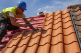 The easy-to-install modern pantile